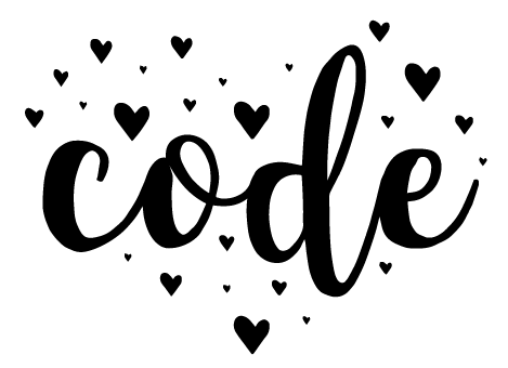 Code Heart Logo