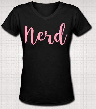 Denise Nepraunig Nerd T-Shirt NERDpraunig